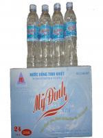 Nước tinh khiết Mỹ Đình 500ml-Th 24 chai