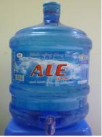 Nước tinh khiết ALE loại  bình 19L